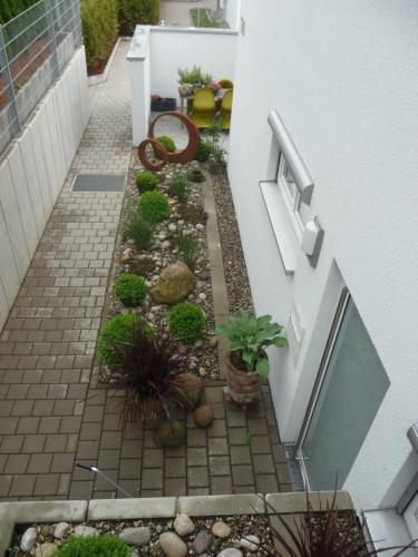 Vorgartenbepflanzung
